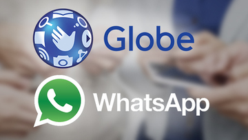 Free WhatsApp on Globe starting April 30
