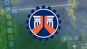 Design Bureau Noah.Dpwh Taps Project Noah Maps To Identify Hazard Areas No Build Zones
