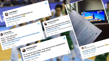 BEST GAME EVER': Netizens react to cardiac UAAP Season 80 Finals Game 3