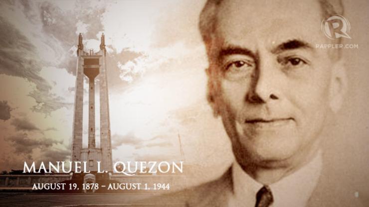 talumpati ni manuel l quezon Manuel l quezon was a filipino statesman, soldier, and politician who served  as president of  jump up ^ talumpati: manuel l quezon.