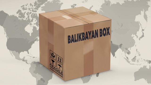 Image result for balikbayan box