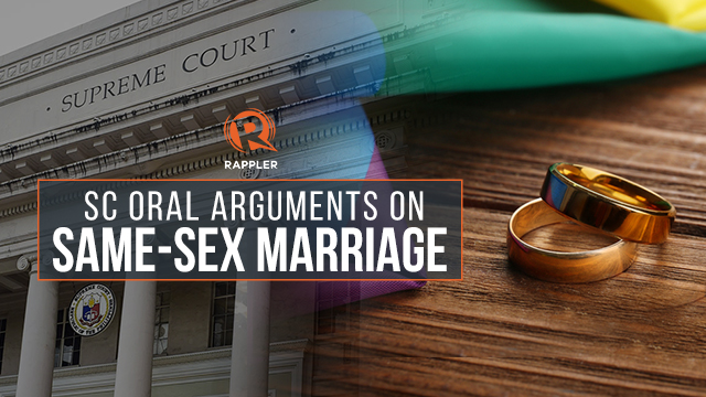 LIVE: Supreme Court oral arguments on same-sex marriage