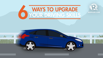 6 ways to upgrade your driving skills