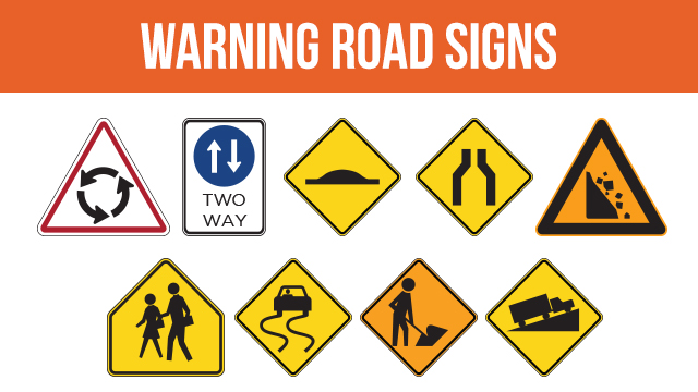 These Road Signs Keep You Safe On The Road