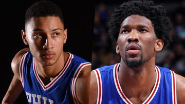 size 40 cde50 2c5b3 Sixers' Simmons, Embiid picked for Rising Stars game