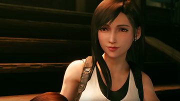 Watch Tifa Makes 1st Appearance In Newest Final Fantasy