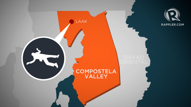Compostela Valley Town Mayor Shot Dead