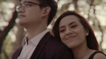 Nikki Gils Wedding.Watch Nikki Gil And Bj Albert S Romantic Prenup Wedding Video
