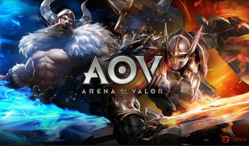 Garena to launch Arena of Valor in PH