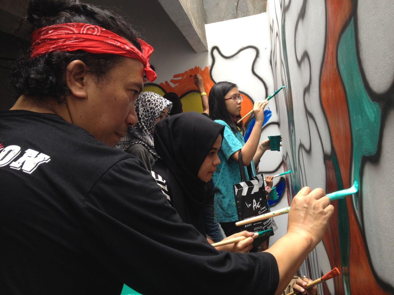 Mengubah Pasar Kumuh Jadi Tempat Selfie