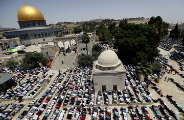 Palestinians Break With Saudi Eid Date For First Time In Years