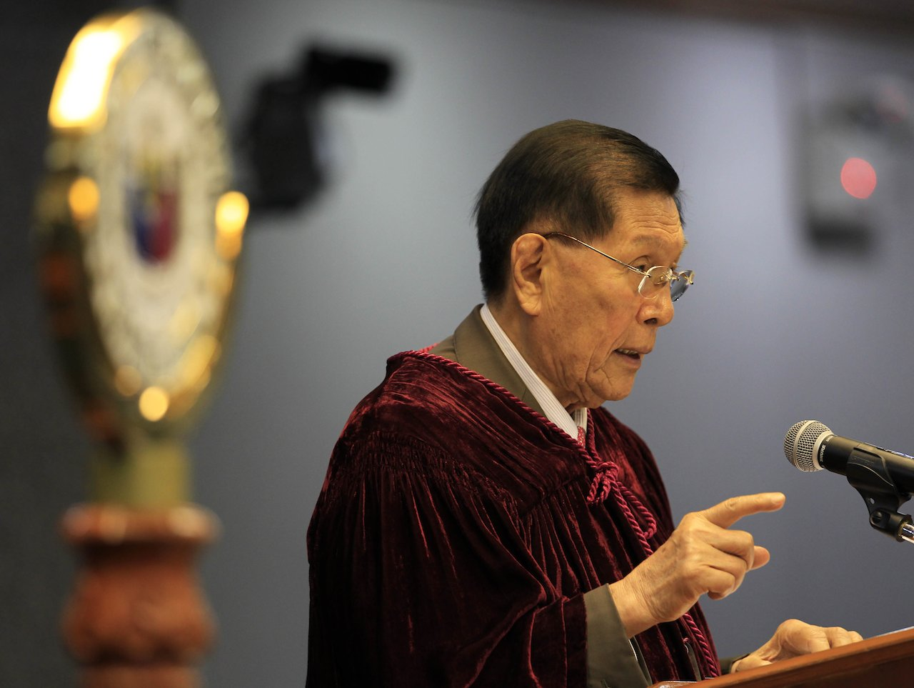 Enrile, <b> In the midst of a pandemic, Enrile&#8217;s immortality continues to amaze </b>
