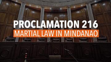 SC upholds Duterte's martial law in Mindanao