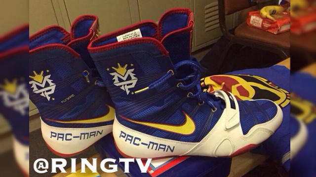 Manny Pacquiao Anta Boxing Shoes