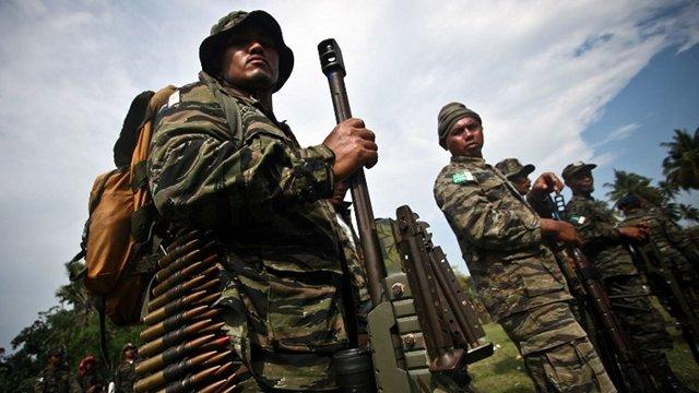 Moro islamic liberation front milf