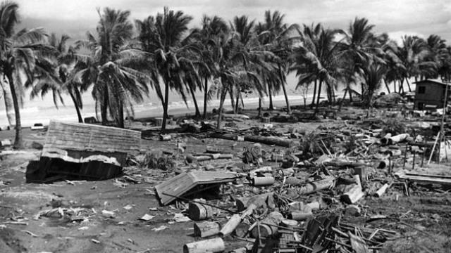 Midnight Killer The 1976 Moro Gulf Tsunami