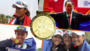 Asian Games gold medalists get additional P1M bonus