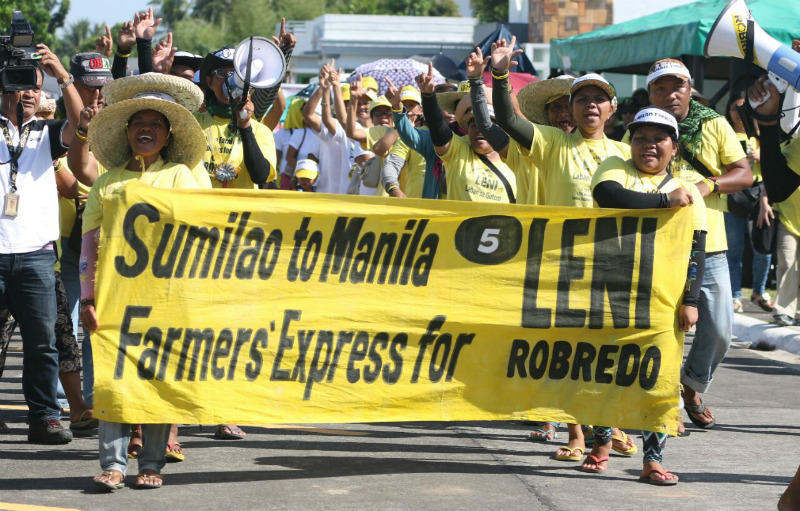 sumilao farmers On the third anniversary of their dramatic march for land, the panaw sumilao farmers of sumilao, bukidnon received a total of 147 hectares of land which they plan to develop into a corn and cassava farm.