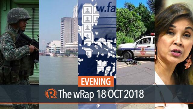 FDA chief ambush, Binay vs Binay, Facebook | Evening wRap