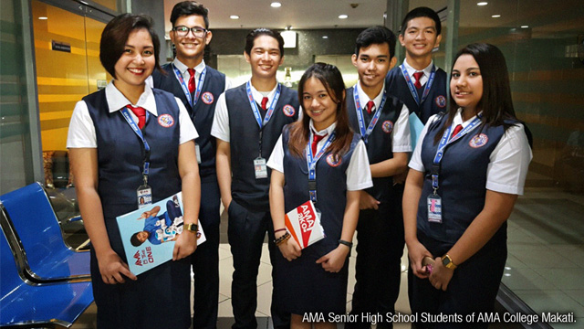 ama education system pioneers blended learning system