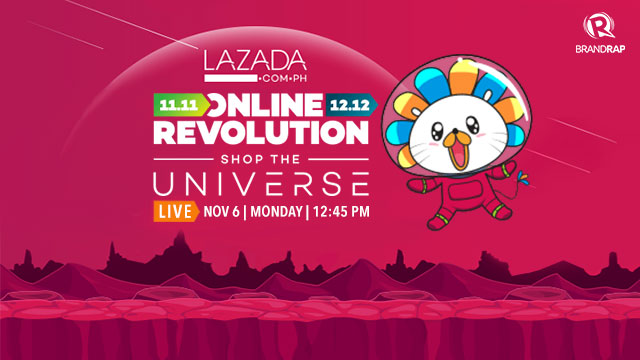 WATCH: Lazada's 11.11 Online Revolution 2017 Launch