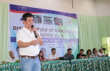 Comelec cancels candidacy of Camarines Norte governor Tallado