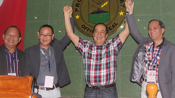 Bichara could be Duterte's 'big guy' in Bicol
