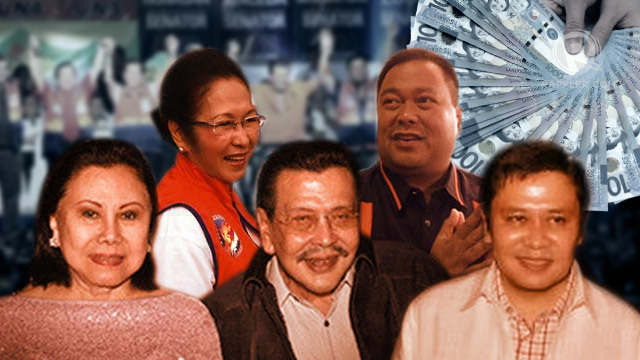 Elections and the Estrada wealth