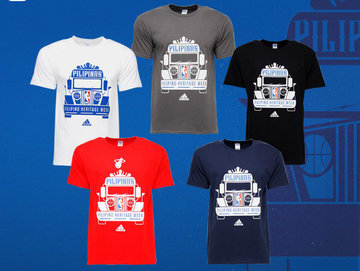 a69ec3c96 The NBA is celebrating Filipino Heritage Week with these shirt designs.