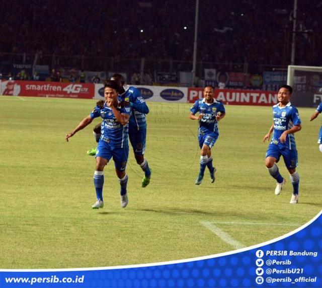 Persib Bandung Jadi Juara