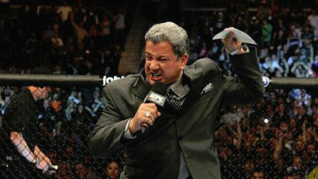 Bruce Buffer To Serve As Announcer For Ufc Fight Night Manila