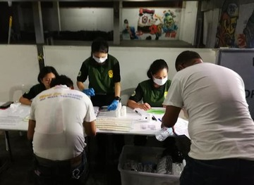 Over 7,000 transpo workers get drug test for PDEA's Oplan Huli Week