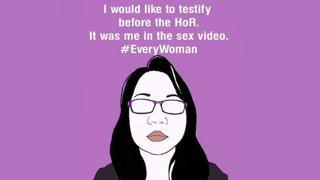 Philippine womens university sex video scandal