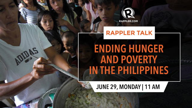 World Food Programme News And Updates Rappler