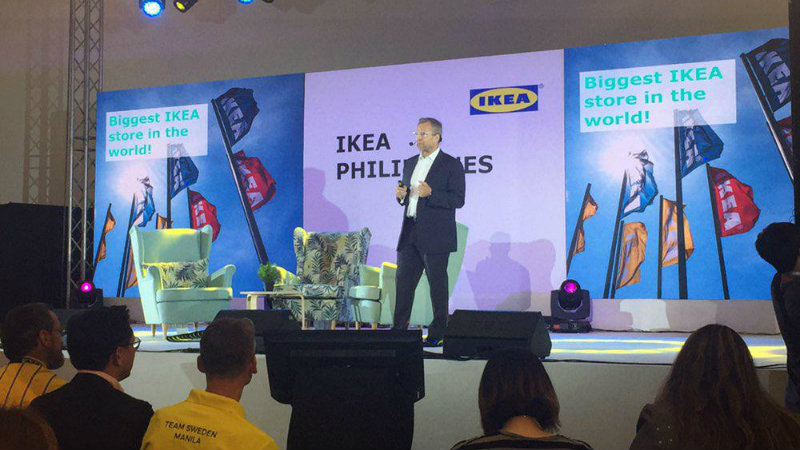 Worlds Biggest Ikea Store To Open In Ph By Late 2020