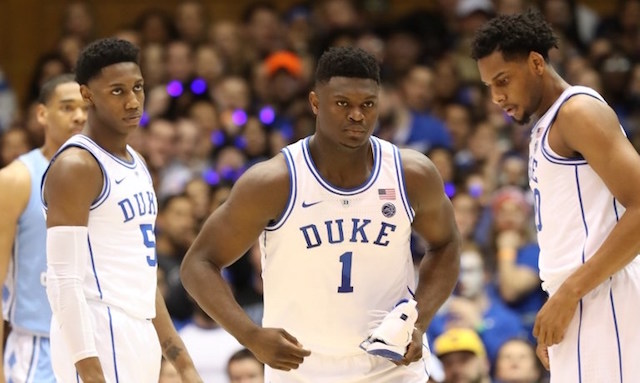 FAST FACTS: NBA Rookie Draft 2019