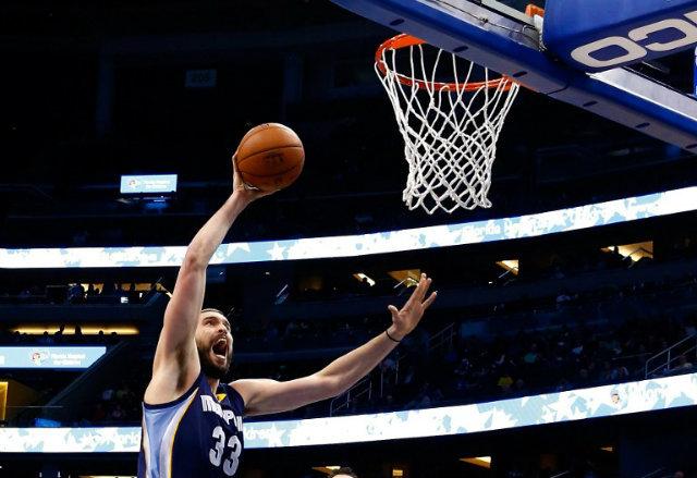 Gasol's game-winning floater sinks Spurs in overtime