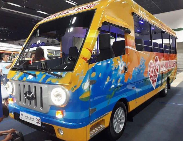 Image result for modernized jeepneys