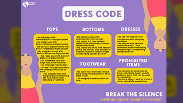 Dlsu Usg Apologizes For Viral Dress Code Post