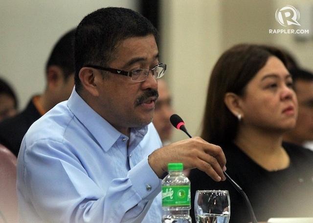 NEXT SPEAKER? Bayan Muna Representative-elect Carlos Zarate is gunning to becomethe next House Speaker. File photo by Darren Langit/Rappler