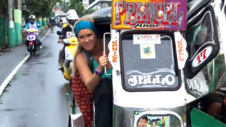 WATCH: Traffic, tears, tricycles in 'Amazing Race' PH leg