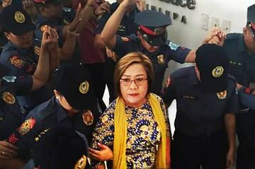 DOJ drops charges vs De Lima's co-accused, turns him into witness