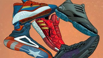 adidas scarpe marvel collection