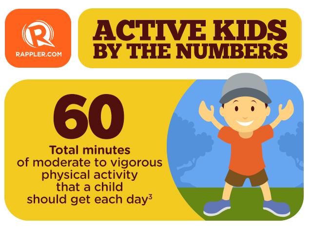 Cdc Kids Active