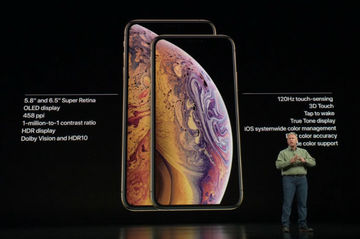 iPhone Xs and Xs Max: Smart postpaid rates