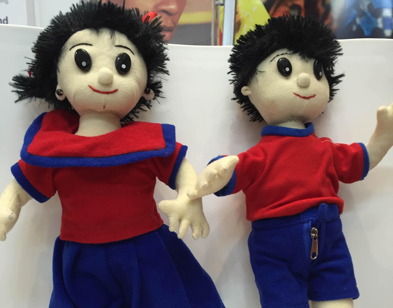 Anatomical correct dolls sex education