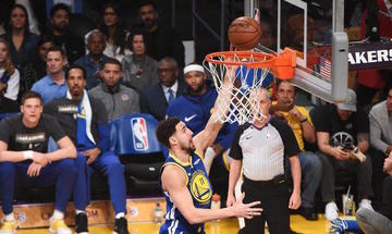 7271f4d6f96a Klay Thompson matches Ty Lawson s record of making all their first 10 three-
