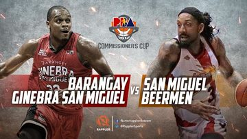 8b5b1b45c HIGHLIGHTS  PBA Finals 2018 Game 6 - Barangay Ginebra vs San Miguel ...