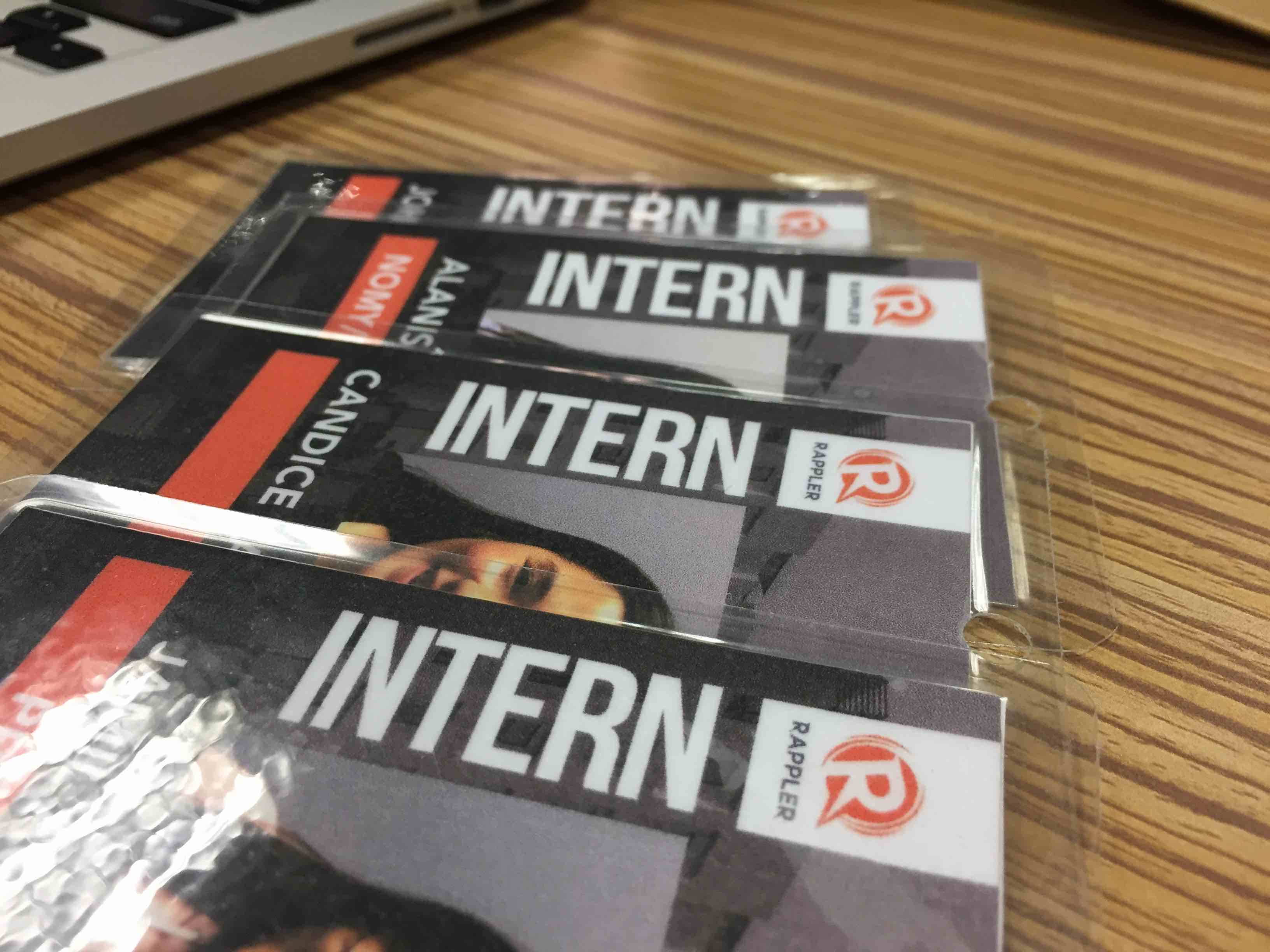 Want to be a Rappler intern?