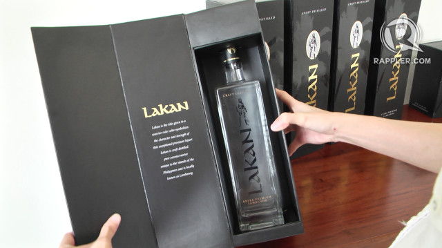 Lakan lambanog: A warrior for the coconut industry